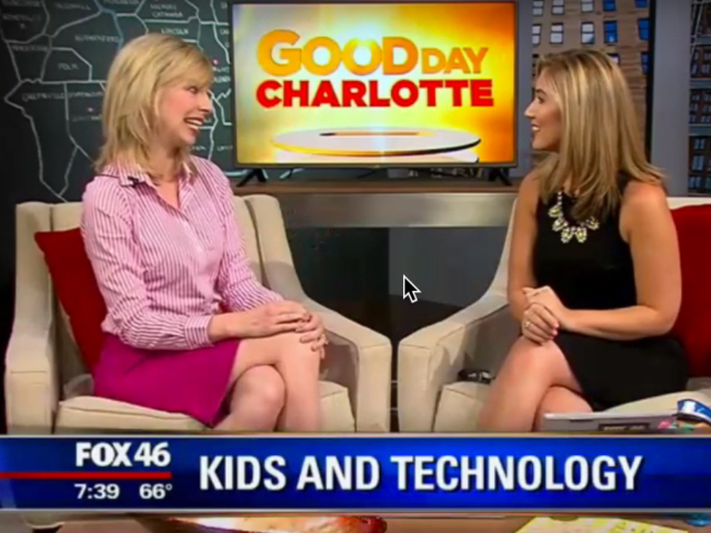 Katie Conn Suggs featured on Fox 46 Charlotte